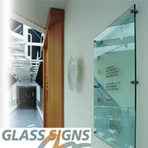 Glasskilte med tryk katalog