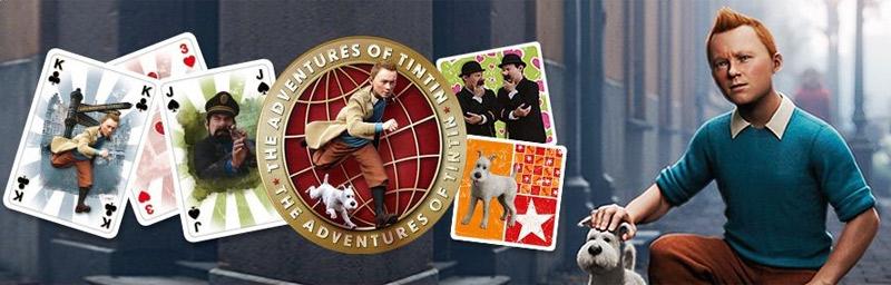Spillekort med tryk & logo