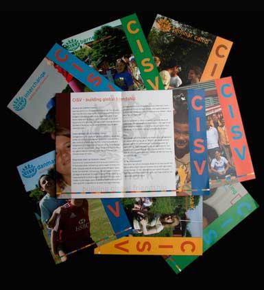 Trykte brochurer