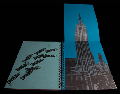 Foldud brochurer med logo tryk