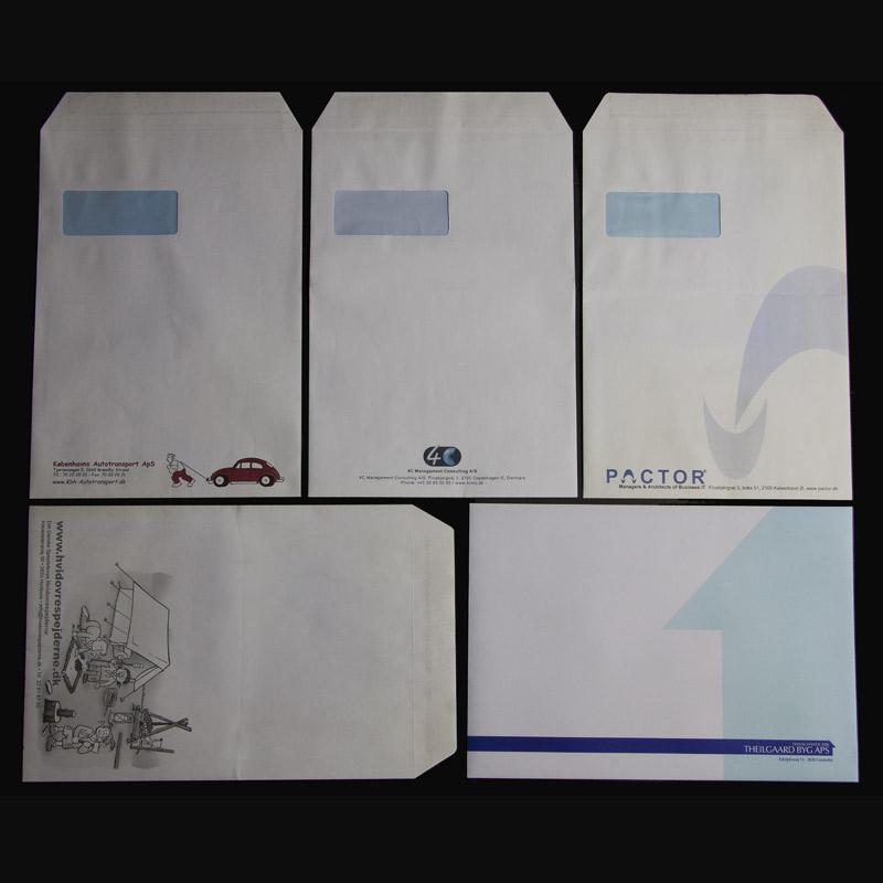 C4 posekuverter med/uden rude