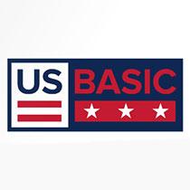 US Basic tøj med reklame tryk
